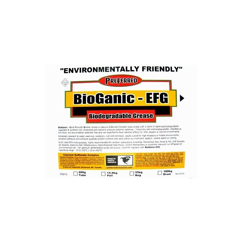 BioGanic EFG (15.9 kg)