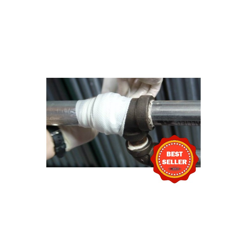 """Syntho-Glass Pipe Repair Wrap 3"""" x 9'"""