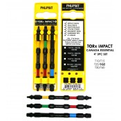 TQRx iMPACT Canada Essential 3pc Set