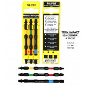 TQRx iMPACT USA Essential 3pc Set
