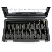 Combi-Cut Drill & Tap Imperial 10pc. Master Kit